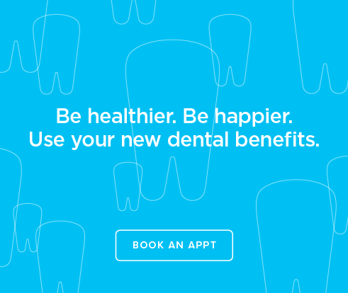 Be Heathier, Be Happier. Use your new dental benefits. - Tramonto Dental Group and Orthodontics